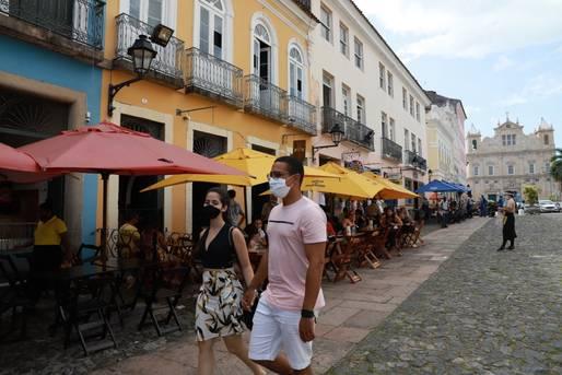 Levantamento da Setur-BA aponta crescimento no desempenho de atividades turísticas na Bahia