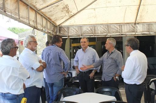 Visita t�cnica Abaet�