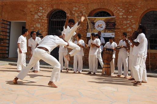 Pesquisa vai mapear fluxo tur�stico gerado pela Capoeira