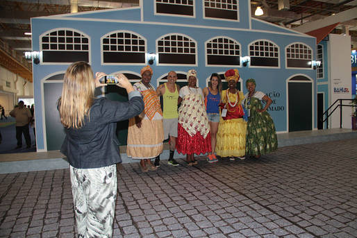 Bahia valoriza 13 zonas tur�sticas na 44� Abav Expo