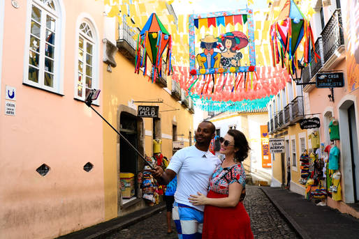 Turista São João