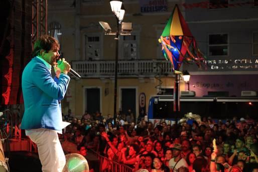 Abertura do São João da Bahia 2017, em Salvador