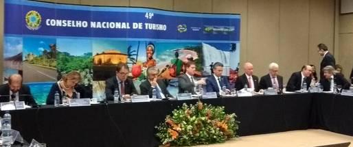 Conselho Nacional do Turismo enfatiza importância  da qualificação profissional