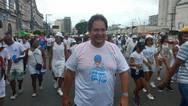 Secretário José Alves participa Lavagem do Senhor do Bonfim